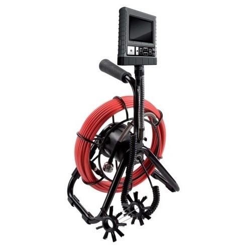 Kit videoscope avec câble d'inspection de 22m