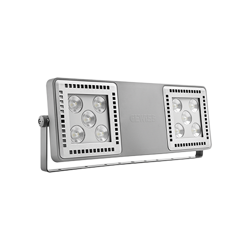 Projecteur LED 138W - Optique Elliptique