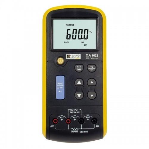 Calibrateur de temperature sondes platine