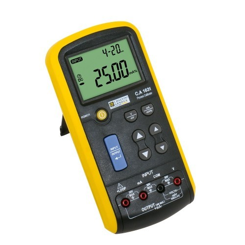 Calibrateur de signaux de process courant et tension