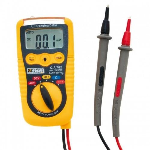 Multimètre numérique de poche C.A 702