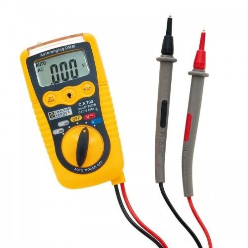 Multimètre numérique de poche C.A 703