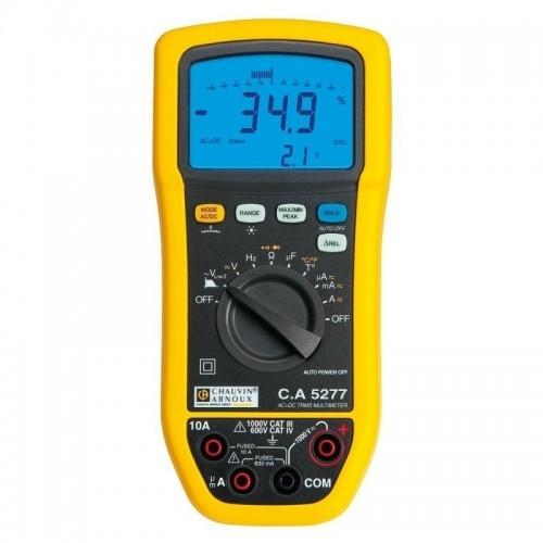 Multimètre numérique TRMS C.A 5277