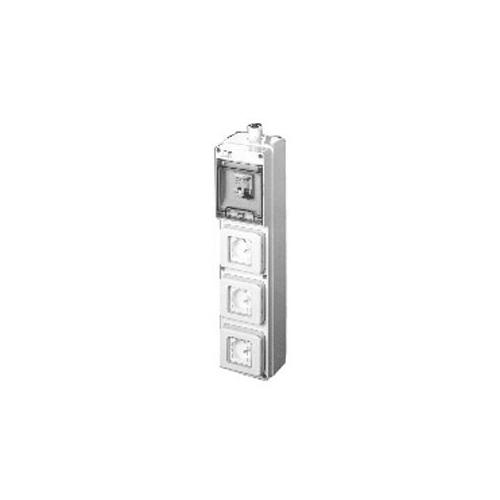 Coffret corps de métier Mono 3 prises IP65