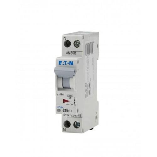 Disjoncteurs phase neutre PLG4-16