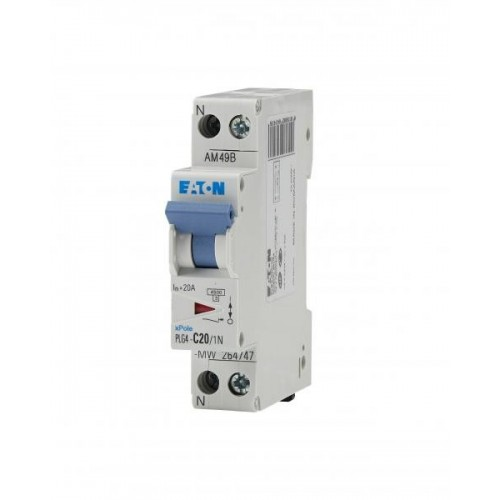 Disjoncteurs phase neutre PLG4-20