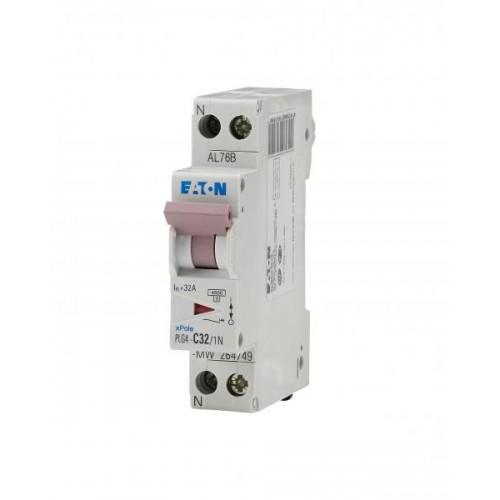 Disjoncteurs phase neutre PLG4-C32