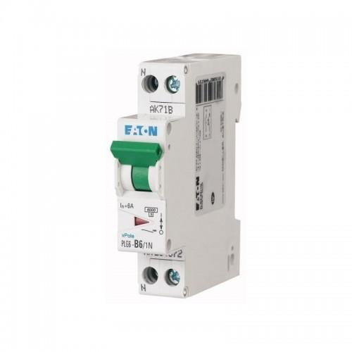 Disjoncteurs phase neutre PLG6-C2