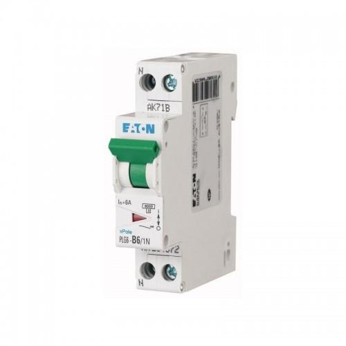 Disjoncteurs phase neutre PLG6-C10
