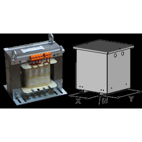 Transformateurs monophases abrités 2,5 KVA