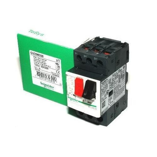 disj. moteur - 2,5..4A - 3P 3d - déclencheur magnéto-thermique