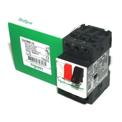 disj. moteur - déclencheur magnéto-thermique de  11 KW GV2M16