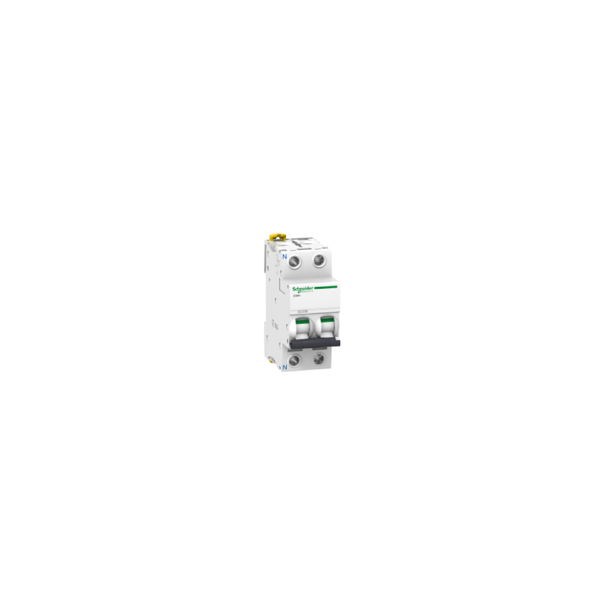 Disjoncteurs iC60 1P + N