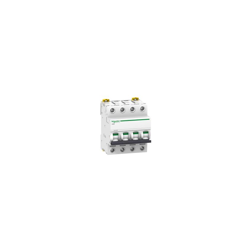 Disjoncteurs iC60 4P