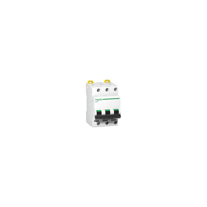 DT40 3P+N et blocs différentiels