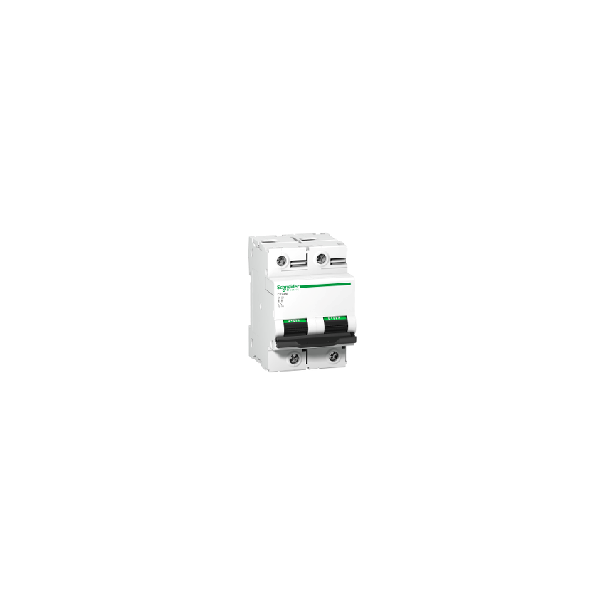 Disjoncteurs C120 2P