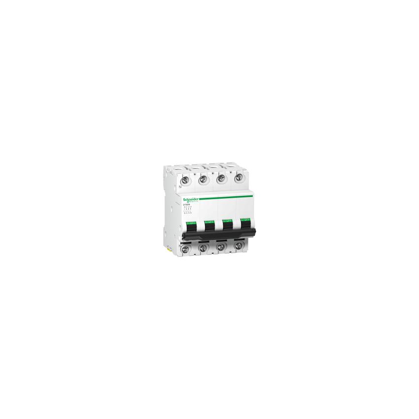 Disjoncteurs DT40 4P
